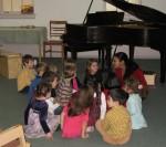 Piano Orff open class