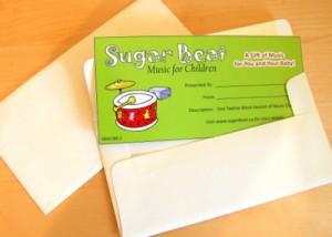 Sugar Beat Gift Certificate